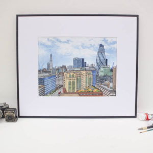 The City of London by Jonathan Chapman