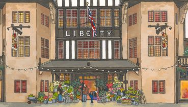 Liberty of London by Jonathan Chapman