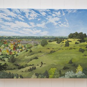 St Catherine's Hill Winchester by Jonathan Chapman