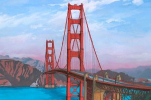 No.1 – The Golden Gate Bridge