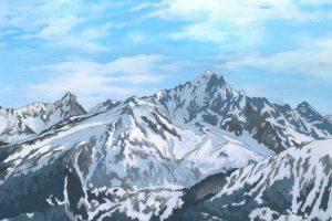 No. 5 – Mont Blanc, France