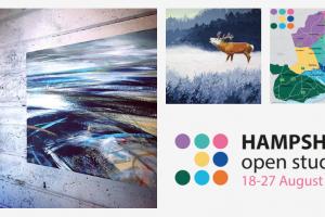 Hampshire Open Studios 2018