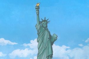 No.9 – The Statue of Liberty