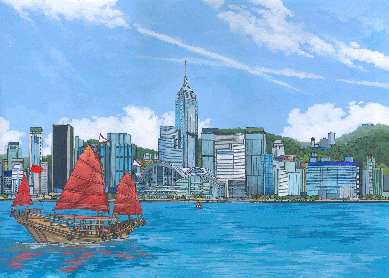 Hong Kong by Jonathan Chapman