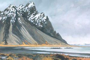 No.11 – Vestrahorn Mountain, Iceland