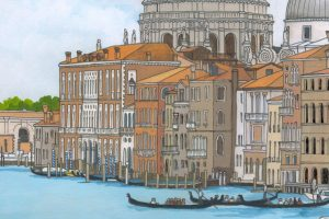 No. 17 – The Grand Canal Venice