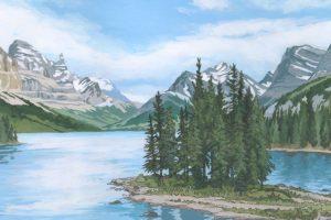 No.20 – The Rocky Mountains, Canada