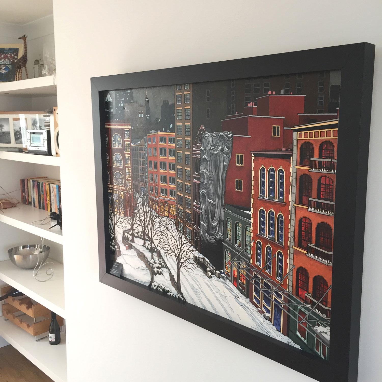Fairytale of New York by Jonathan Chapman