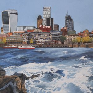From the City to the Sea by Jonathan Chapman