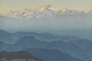 Hiroshi Yoshida – Monday Inspiration