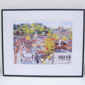 Winchester From the Westgate Art Print