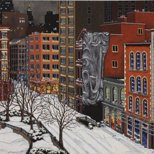 Fairytale of New York by Artist Jonathan Chapman