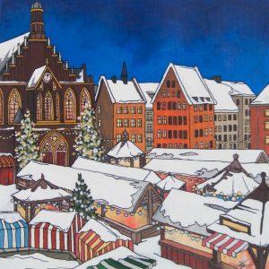 Christmas Market Switzerland by Jonathan Chapman MA
