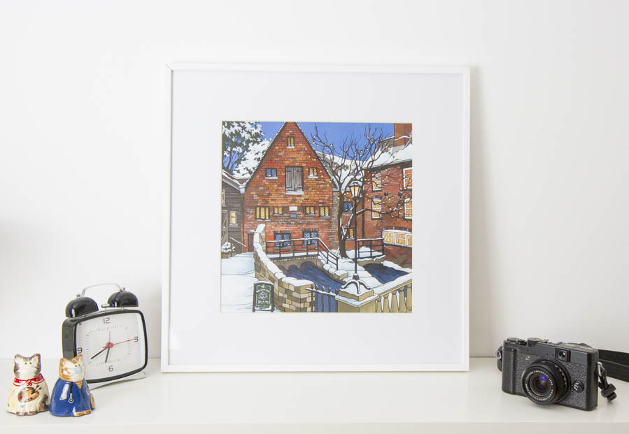 The City Mill Winchester by Jonathan Chapman MA