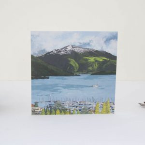 Clouds Over the Rigi Greeting card