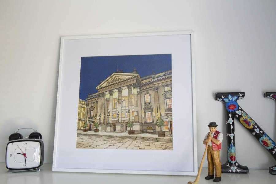 Theatre Royal Newcastle by Jonathan Chapman MA