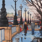 A Theatrical Walk by Jonathan Chapman