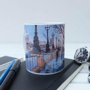 Theatrical Walk Coffee Mug