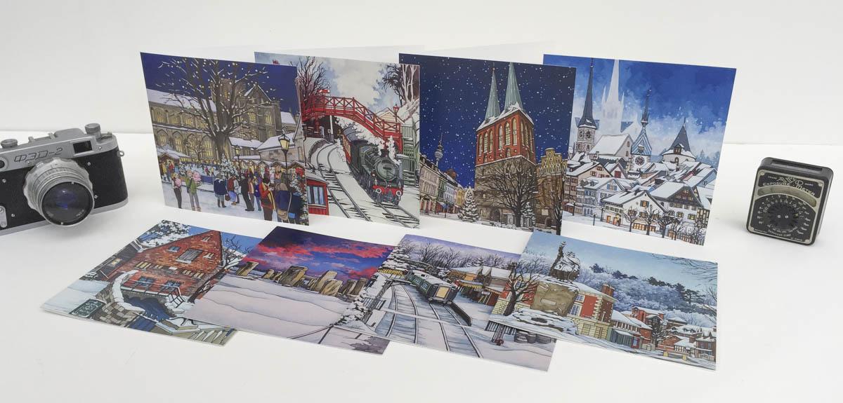 Small Christmas Pack by Jonathan Chapman-4