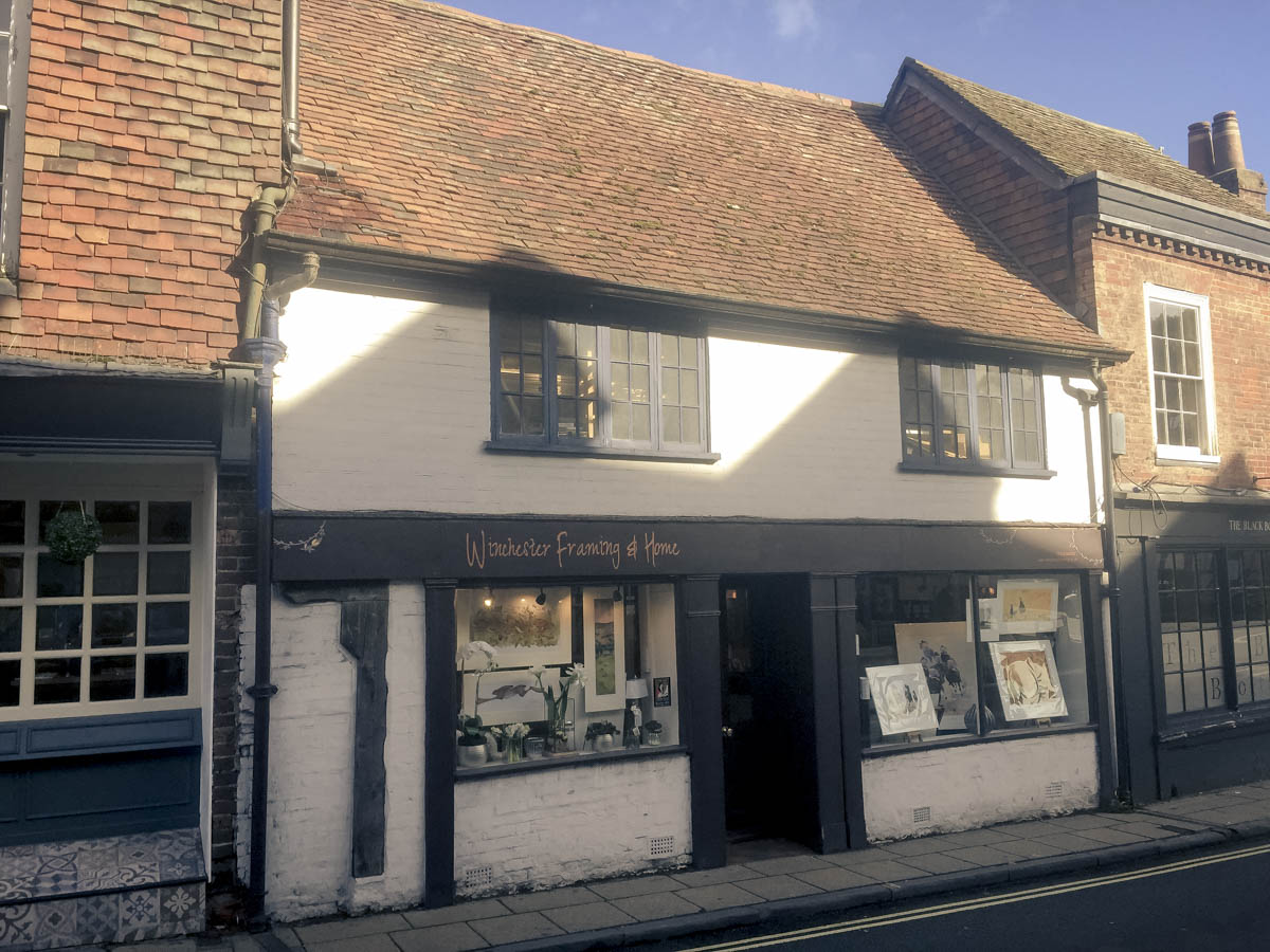 Winchester Framing New Stockist