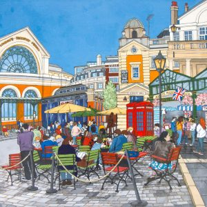 Covent Garden by Jonathan Chapman