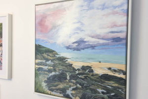 Fistral Beach Commission