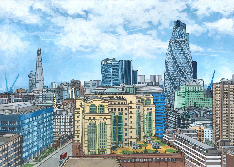 City-of-London-by-Jonathan-Chapman