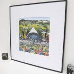 Pyramid Stage Glastonbury