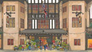 Liberty of London by Jonathan Chapman