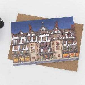 Liberty London Greeting Card