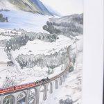 Glenfinnan Viaduct by Jonathan Chapman