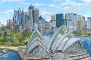 No.2 – The Sydney Opera House