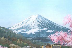 No.8 – Mount Fuji, Japan