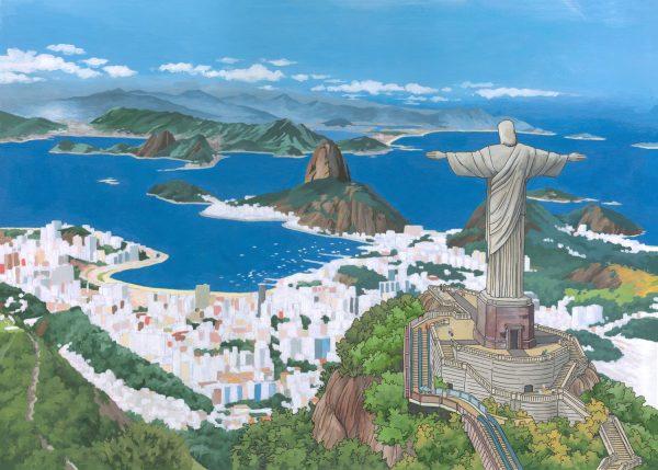Rio de Janeiro by Jonathan Chapman