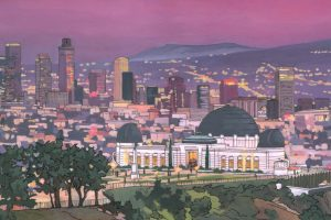 No.13 – Griffith Observatory, Los Angeles