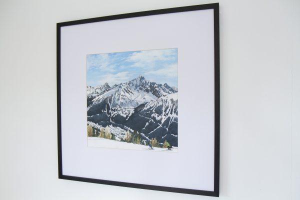 Mont Blanc by Jonathan Chapman