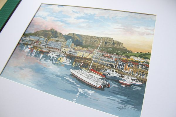 V&A Waterfront Cape Town by Jonathan Chapman