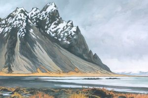 No.11 – Vestrahorn Mountain, Iceland