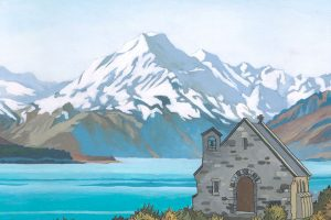 No. 15 – Lake Tekapo, New Zealand
