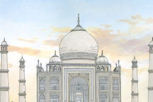 No. 25 – The Taj Mahal, India
