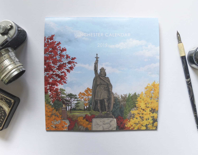 Winchester Calendar 2019-1