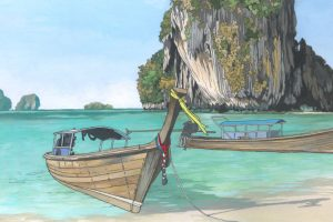 No. 26 – Railay Beach, Thailand
