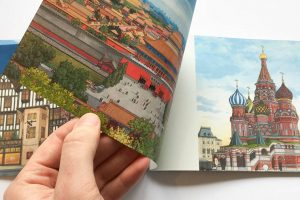 Painted Cities Book