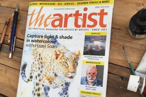 The Artist Magazine Feature