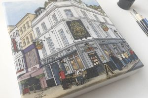 # Pub Paintings – The Crown & Two Chairmen