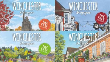 Year of Covers - Winchester Magazine