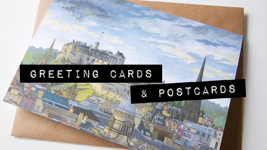 Postcards and Greeting Cards