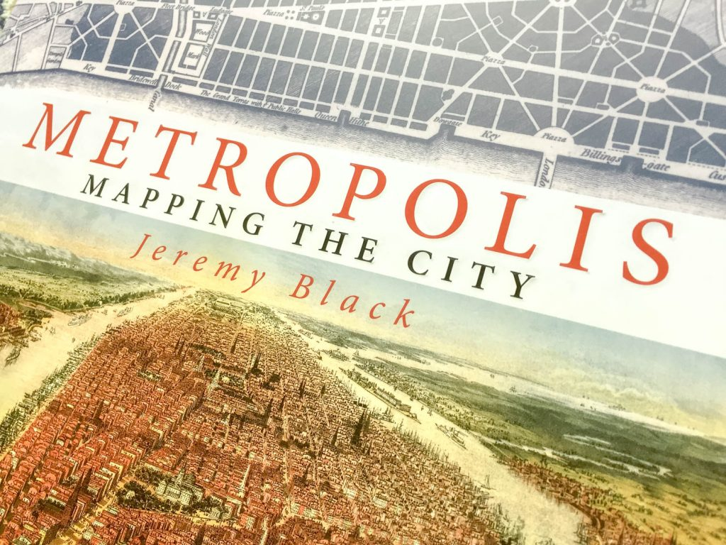 Metropolis Book Monday Inspiration