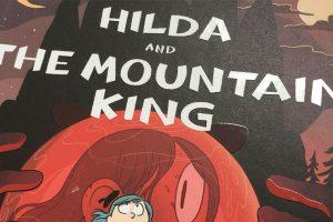 Monday Inspiration – Hilda!