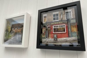 York Diptych (Commission)